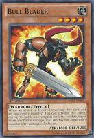 3x Bull Blader - ABYR-EN002 - Common - 1st Edition YuGiOh NM ABYR - Abyss Rising