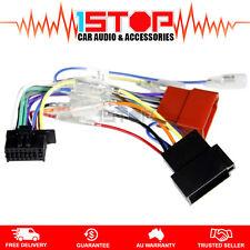 ISO WIRING HARNESS for KENWOOD DDX317BT DDX4017BT DDX4017DAB DDX4018BT DDX7017BT