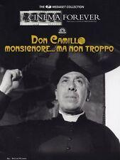 Dvd Don Camillo Monsignore... Ma Non Troppo .....NUOVO
