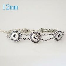 Bracelet Jewelry 12mm Petite Charm Button Fits Ginger Snap Mini Ginger Snaps