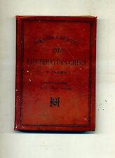 Vigilio Inama # LETTERATURA GRECA # Ulrico Hoepli 1894