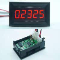 "0.36"" 5 Digits 0-3.0000A DC Ammeter Digital Current Panel Meter Built-in Shunt"