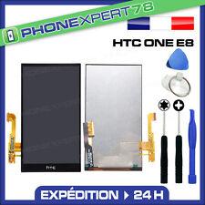 VITRE TACTILE + ECRAN LCD ORIGINAL POUR HTC ONE E8 + OUTILS