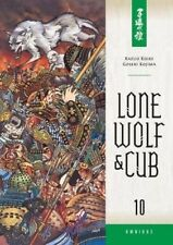 Lone Wolf and Cub Omnibus Volume 10 [New Book] Graphic Novel, Paperback
