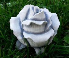 """Gartenfigur """"Rose"""" Tischdeko, Steinguss, Blumen, Steinfigur, Skulptur Gartendeko"""