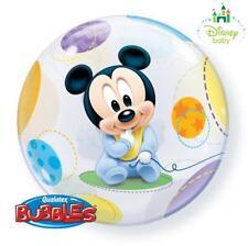 "Disney Baby Mickey Mouse Qualatex 22"" Bubble Balloon"