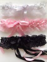 1 Piece Women Bride Hen's night Wedding Thigh ring Lace Garter suspender belt