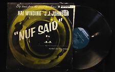 Kai Winding/JJ Johnson-Nuff Said-Bethlehem 4017-SHRINK