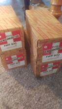 NEW Vintage Fuses Fuse LOT of 4 Semiconductor BUSS Bussman 700V  pn# FWP-800 AMP