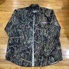 TRUE TIMBER CAMO Mens Zip Up Jacket Jack Links Beef