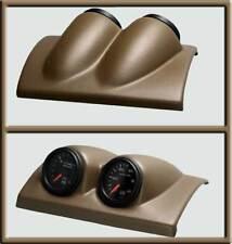Fits 2005 - 2007 Nissan Frontier Pathfinder Xterra  2 gaugepod dash gauge holder