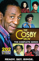 THE COSBY SHOW THE COMPLETE SERIES (DVD, 2015, 16-Disc Set) NEW & SEALED