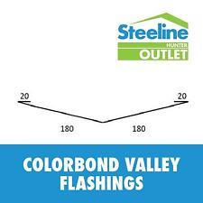Colorbond Valley Flashings - Per Meter