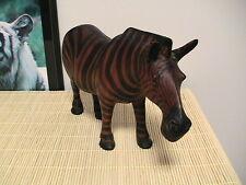 Sculptured Timber Zebra