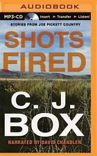 Shots Fired: Stories from Joe Pickett Country (MP3)