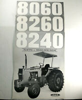 CBT Farm Tractor Brochures Brazil 1990s Agriculture Farming Lot of 3