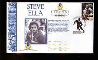 STEVE ELLA LEGENDS OF PARRAMATTA EELS RUGBY COVER