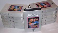 Vintage Star Trek The Original Series Collector's Edition BETA Videos - Betamax