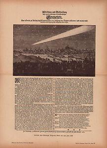 1903 Astronomie Deutsche Aufdruck ~ Winter Monaten Beobachtung Beschreibende