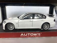 1:18 AUTOart BMW 320 Si WTCC 2006 80646