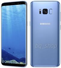 "Samsung Galaxy S8+ G955FD Blue 64GB 4GB RAM 6.2"" Android Phone By FedEx"