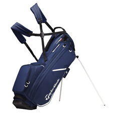 TaylorMade Flextech Crossover Golf Stand Bag Navy/White 2019