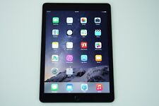 """GREAT 9.7"""" Apple iPad Air 2 Retina 16GB (Wi-Fi Only/A1566) Space Gray"""