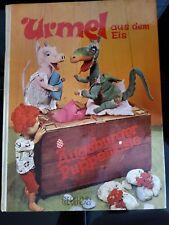 Urmel aus dem Eis - Max Kruse - Pappbilderbuch- Delphin Verlag 1973