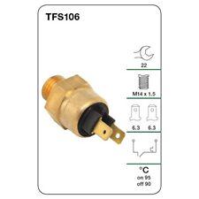 Tridon Fan switch TFS106 fits BMW 2 Series 2002 (E10), 2002 Ti (E10) 88kw, 20...