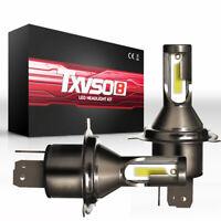 H4 110W LED Car Headlight Conversion Kit 6000K 26000LM Car Bulbs Driving Lamp