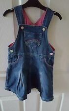 Mothercare Denim Dresses (0-24 Months) for Girls