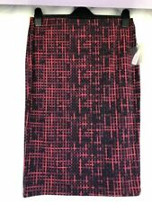 PINK, PURPLE AND BLACK SKIRT - SIZE LARGE FROM FOREVER 21