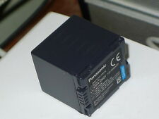 genuine original used Panasonic CGA-DU21 battery for nv gs400 3ccd camcorder