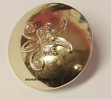 Womans Royal Army Corps WRAC Gault Buttons 26mm Qty 200 (A294)