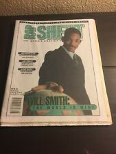 Rap Sheet-Will Smith The World Is Mine-August 97 Vol.5, No.8 - Rare