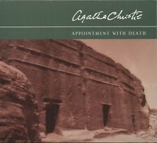 APPOINTMENT WITH DEATH (Poirot) by Agatha Christie ~ Three-CD Audiobook