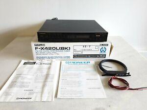 Vintage Retro Pioneer F-X420L FM AM Digital Synthesizer Tuner HIFI +Original Box