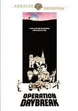 Operation Daybreak 1976 (DVD) Timothy Bottoms, Martin Shaw, Joss Ackland - New!