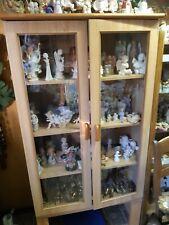 Meuble vitrine  (vendu vide )