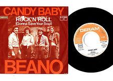 "Beano. Candy Baby/Rock 'n Roll (vas a salvar tu alma). alemán Orig 7"" & Pic/sl. ex +"