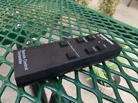 TANDBERG RC-20T Cassette Black Remote Control 3014 3014A - Hard To Find Rare