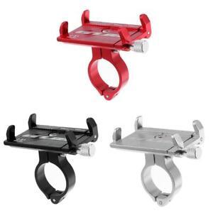 GUB G-81 Motorcycle Bicycle Handlebar Phone Holder Clip Stand Mount Bracket