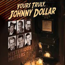 YOURS TRULY, JOHNNY DOLLAR (720 SHOWS) OTR MP3 1 DVD