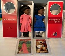 NEW American Girl Doll ADDY Original & Beforever NRFB GIFT SET Book included