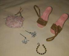New ListingVintage Madame Alexander Portrait Doll Jewelry, Shoes & Purse Lot $23.99