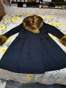 Stunning Hell Bunny Roxy Coat Size XXXL Size 20
