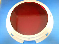 """3207R RED LENS CARLISLE AND FINCH FILTER SEARCHLIGHT 8"""" NEW OLD STOCK"""