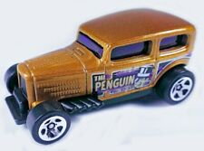 Penguin's Car. GOLD Midnight Otto. 2015 HW Batman 5-Pack EXCLUSIVE. CDT28. LOOSE