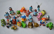 Kinder surprise Figures Lot 23x collectibles mini toy plastic ferrero animal set