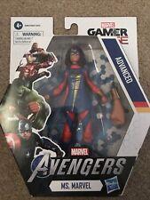 Marvel Avengers Gamerverse 6-Inch Ms. Marvel with Advanced Armor *BRAND NEW*